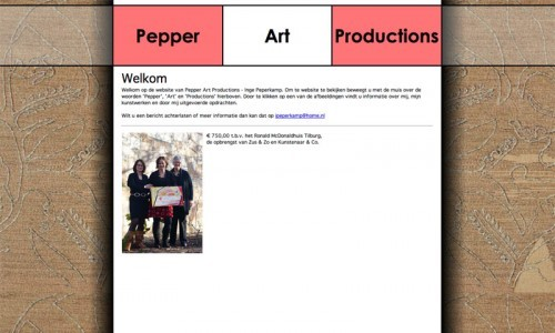 Pepper Art Productions